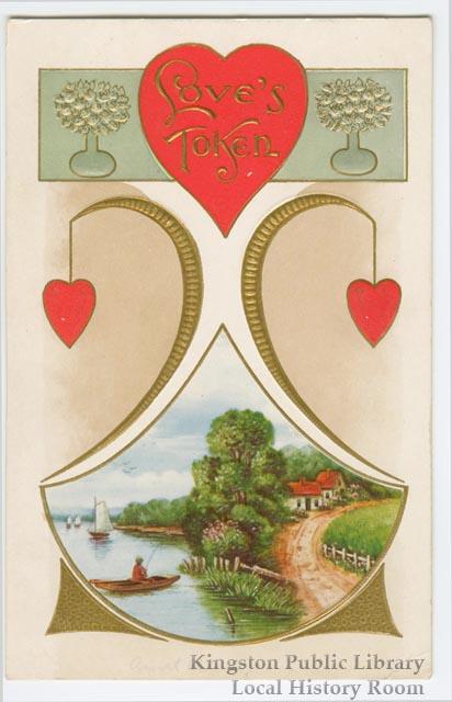 Love's token, no date