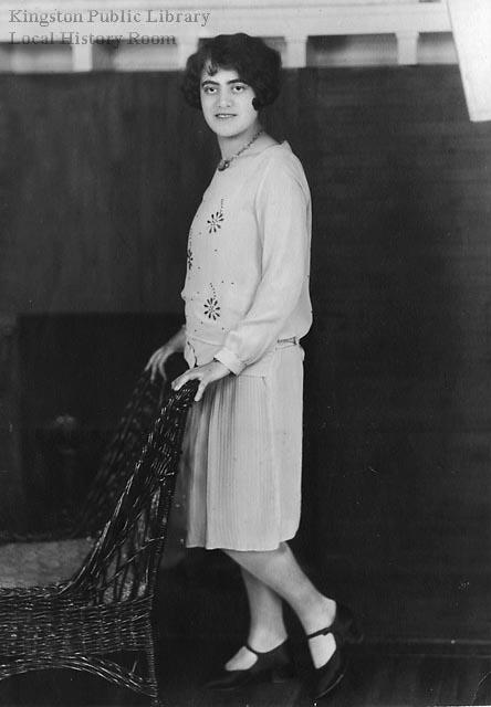 Florence Esther De Marzio, circa 1935