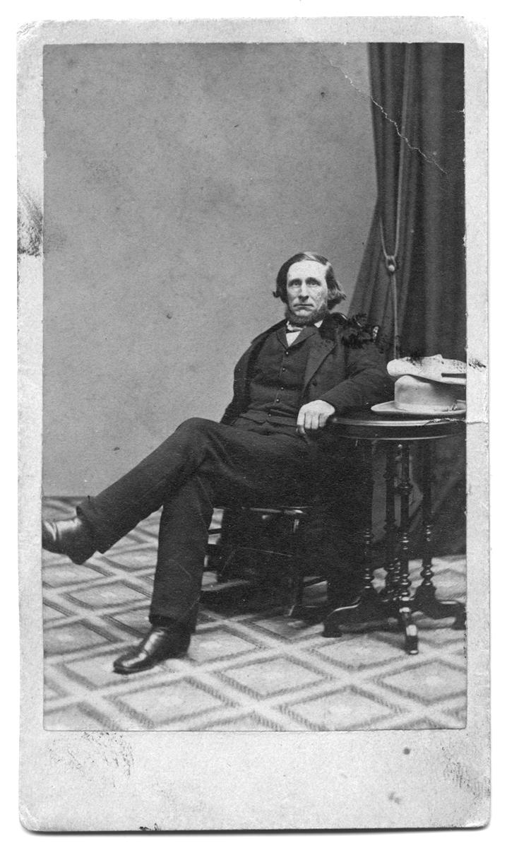 Frederic C. Adams, no date