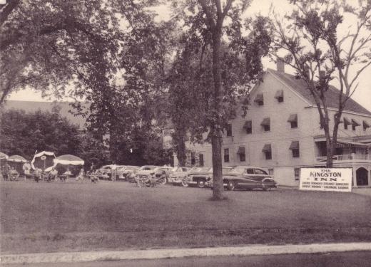 Kingston Inn, circa 1950