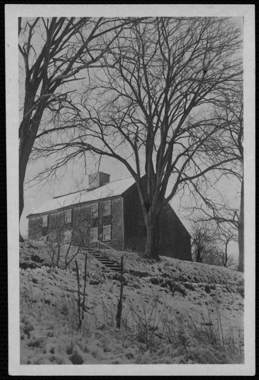 Bradford House, 1932. By H. Tarkiln.