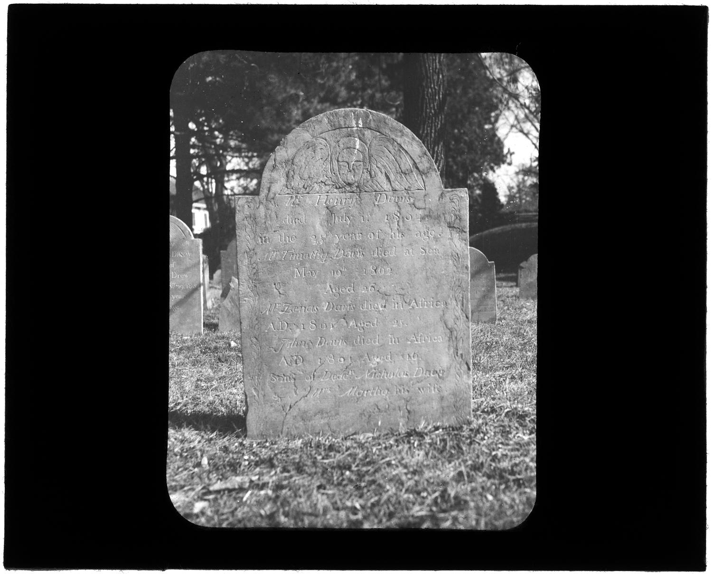 Henry Davis May 10, 1802