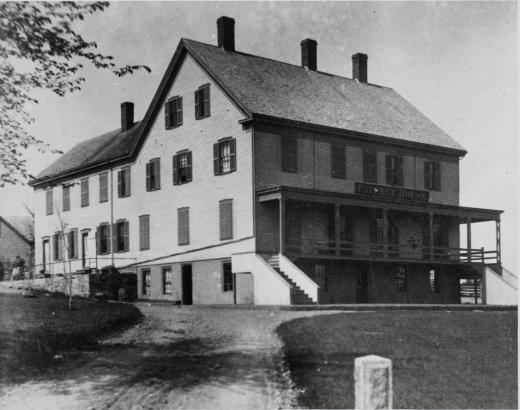 Patuxet House, circa 1870