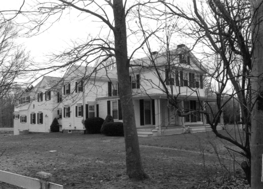Reverend Augustus Pope House, 4 Elm Street, 1998